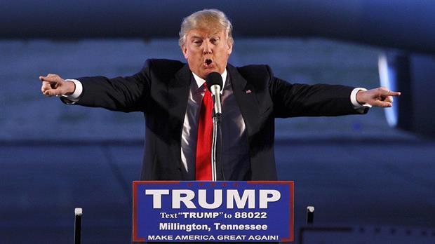 La prensa mundial pide a Trump que deje de apuntar a los medios