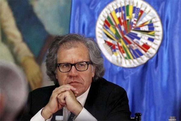 Almagro OEA 90