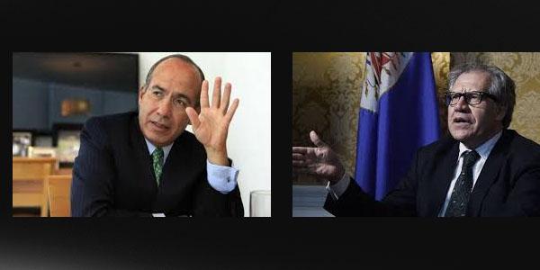 Almagro y Calderon