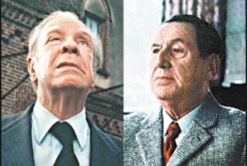 Borges y Perón