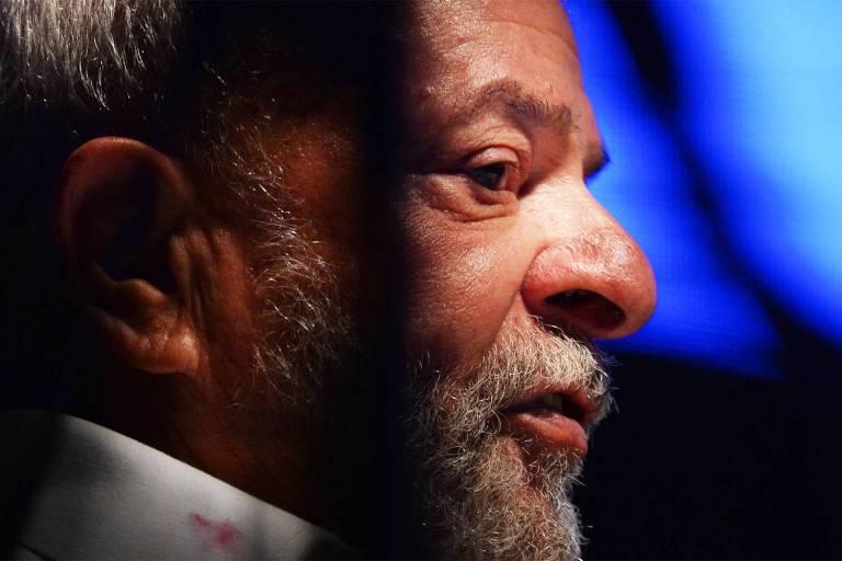 El ex presidente Lula, habla durante el Congreso Nacional de la Confederación Nacional de Trabajadores de la Educación (CNTE), celebrado en el Centro de Convenciones Ulysses Guimarães, en Brasilia (DF) - 01/12/2017