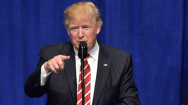 Donald Trump (AFP)