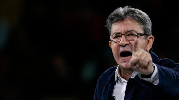 Jean-Luc Melenchon, candidato de la extrema izquierda en Francia