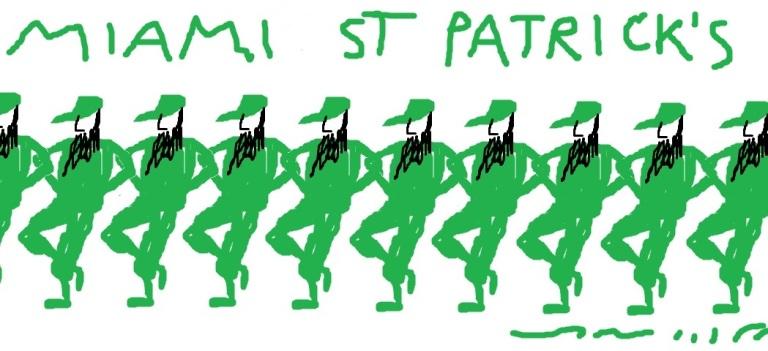 ST PATRIC