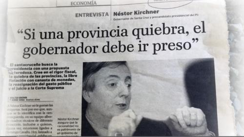 ¿Alicia Kirchner debe ir presa?