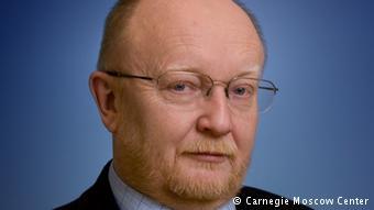 Alexej Malaschenko, exmiembro del Centro Carnegie de Moscú.