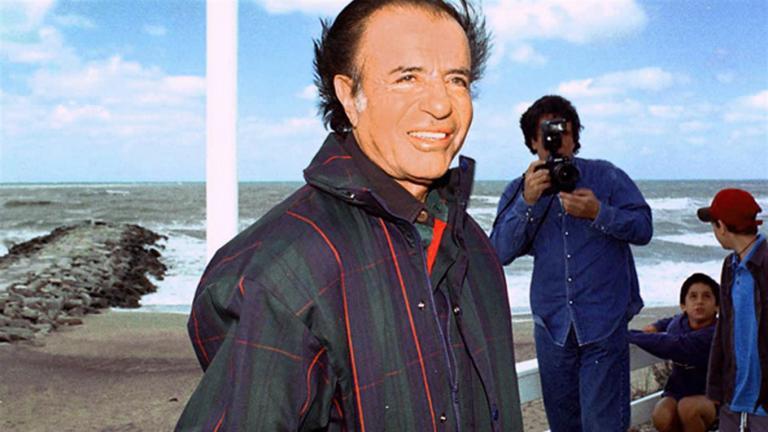 Carlos Menem es el más beneficiado foto: Archivo