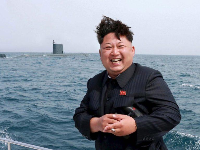El actual lider norcoreano, Kim Jong-un