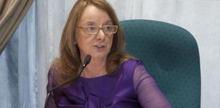 Alicia, la hermana del fallecido Néstor Kirchner, es la gobernadora de Santa Cruz (Twitter)