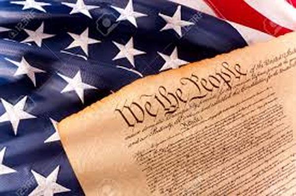 EEUU Constitución