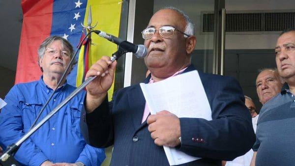 Martínez Mendoza financió a organizaciones sociales argentinas por pedido del propio Chávez. A su lado, el piquetero kirchnerista Luis D'Elía