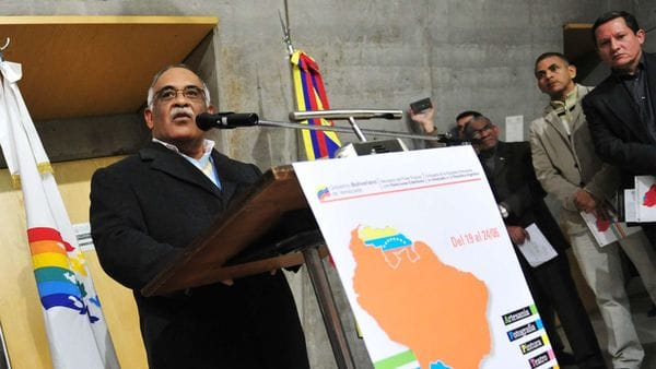 """""""Remache"""" es un hombre clave para poder ingresar al mercado comercial venezolano desde la Argentina"""
