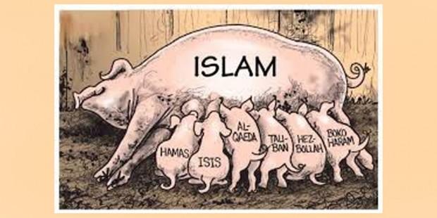 Islam madre del terrorismo