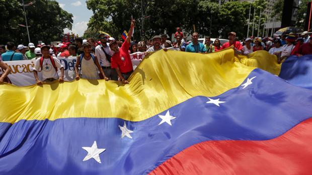 Resultado de imagen para Venezuela anuncia que iniciará mañana el proceso para abandonar la OEA