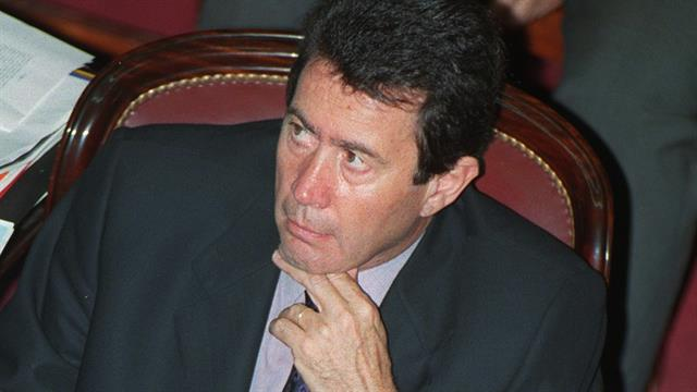 Augusto Alasino en el Congreso Nacional