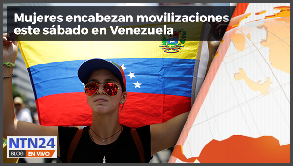 Foto: NTN24 Venezuela