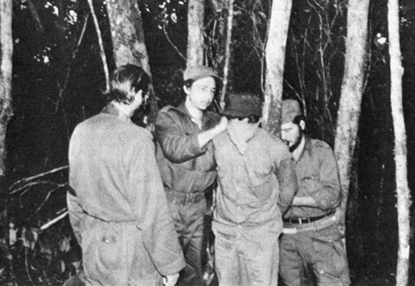 Cuba fusilamientos Raúl Castro