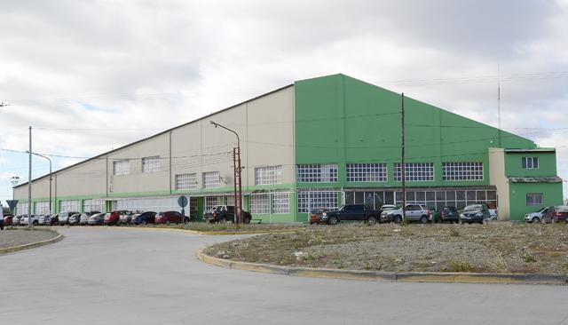 El edificio donde funciona Concejo Deliberante de Río Gallegos - Foto: OPI Santa Cruz/Francisco Muñoz