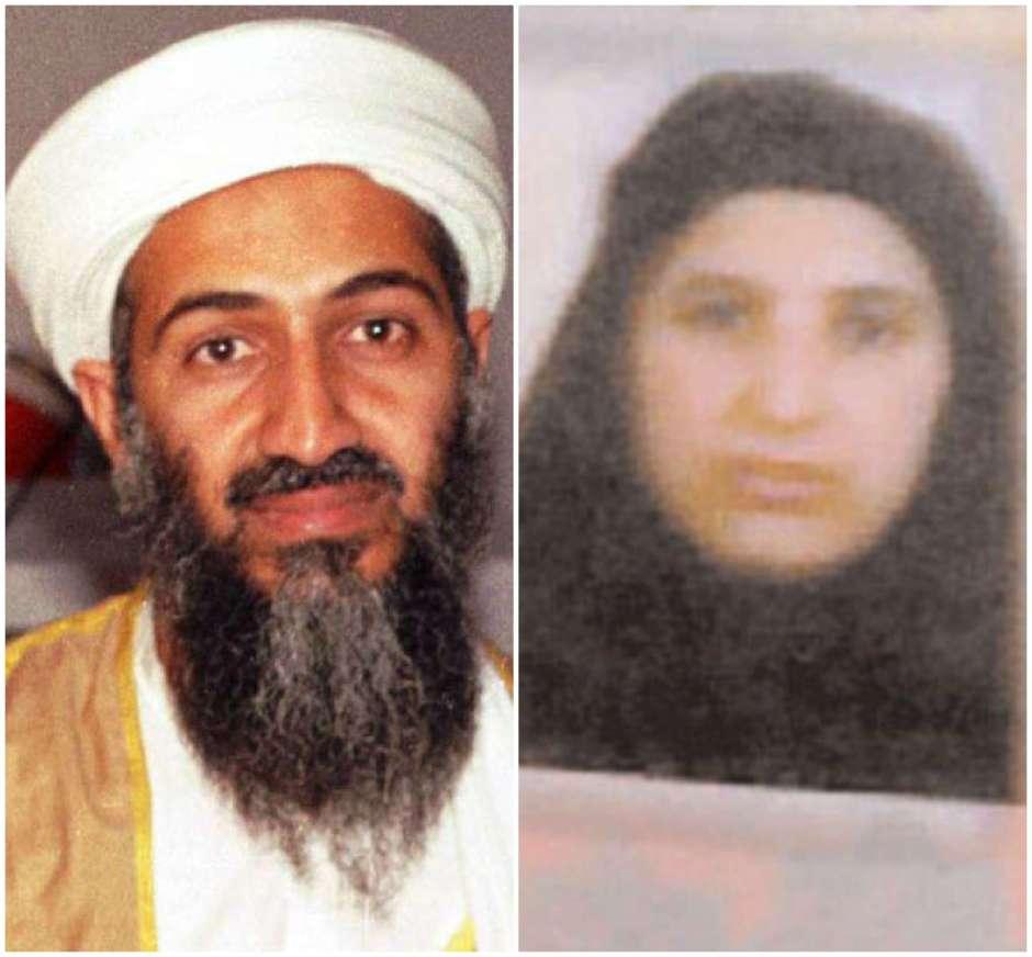 La historia secreta que la esposa de Osama Bin Laden revela 6 añosdespués