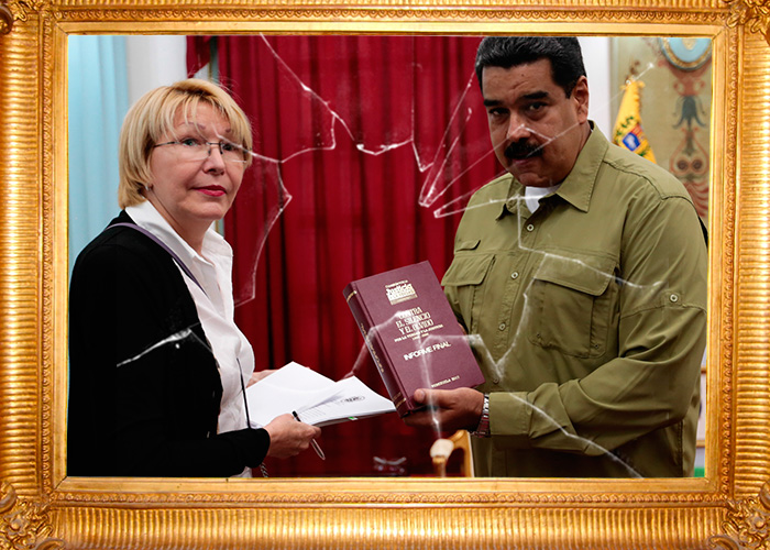 La fiscal chavista que se le volteó a Maduro