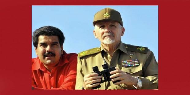 Maduro y Ramiro Valdes 8