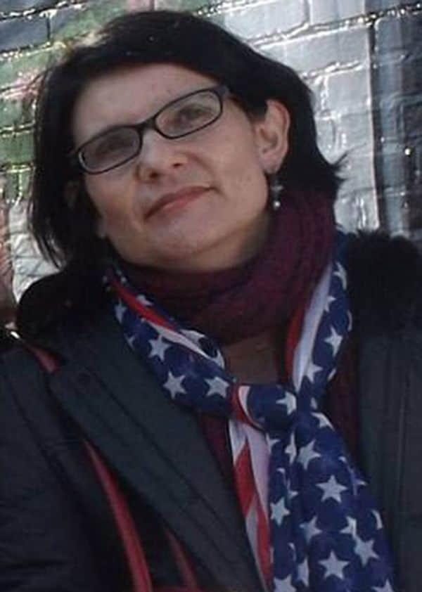 Sheila Jager, ex pareja de Obama a la que él le propuso matrimonio