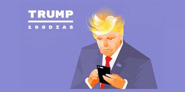 Trump 100 días
