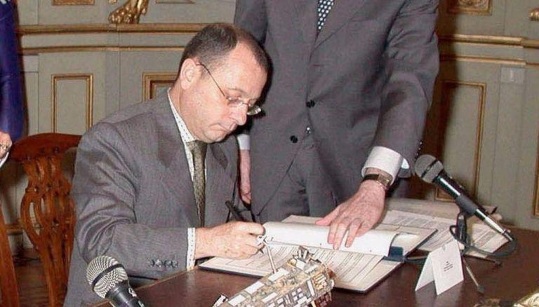 Faurie, uno de los implicados en el escándalo de cuentas menemistas en Suiza