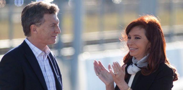 "Para el presidente argentino, Cristina representa un modelo que ""le hizo mal a la Argentina"" (Twitter)"