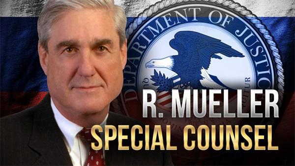 Robert Mueller Departamento de Justicia