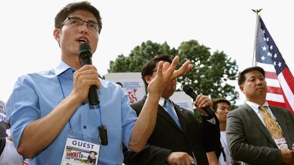 Shin Dong-hyuk (Getty Images)