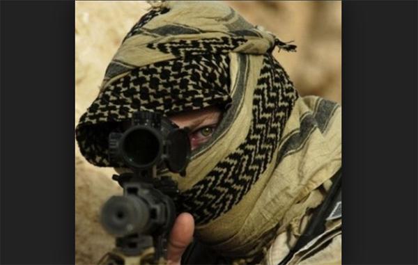 Terrorista islámico