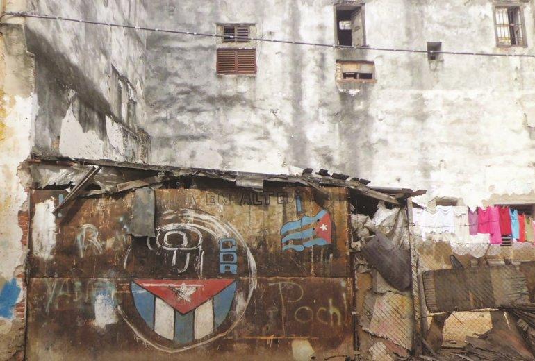 Paridos de las entrañas del ya fallecido Fidel Castro