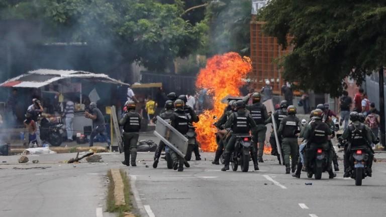 Venezuela: cuatro muertos en disturbios durante el paro opositor