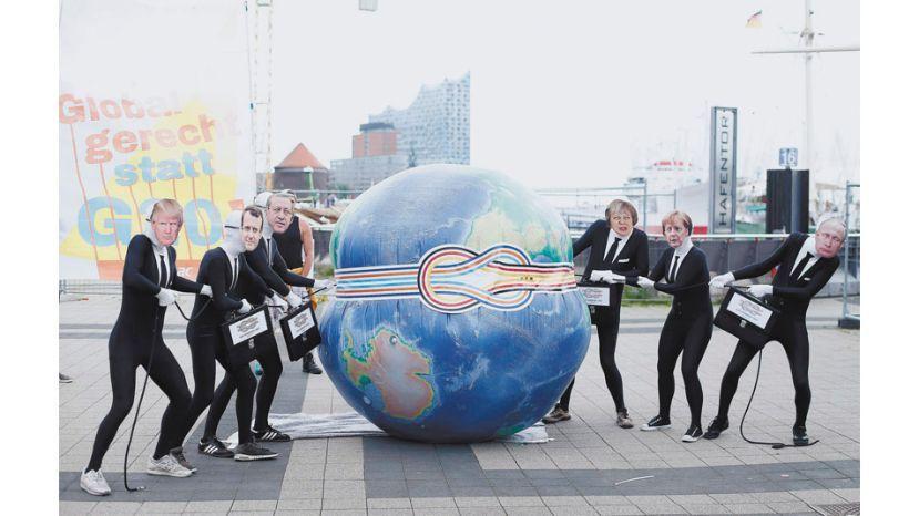 El foco del G-20 no está puesto en los verdaderos desafíos globales