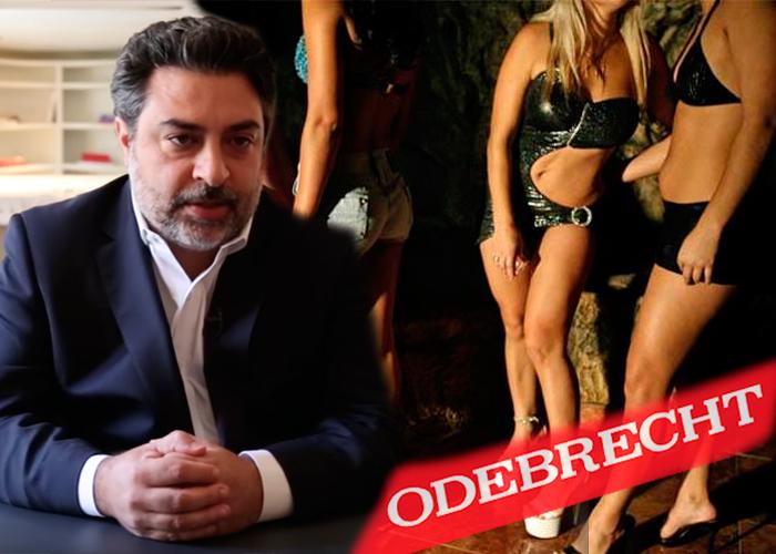 Con fiestas y prostitutas brasileras Odebrecht sobornó a 1000 funcionarios