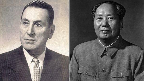 Perón envía una carta conceptuosa a Mao en julio de 1965
