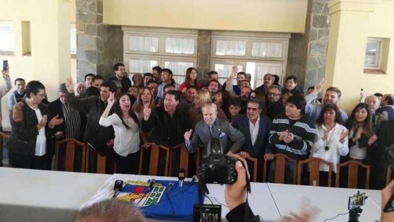 Impugnaron en La Rioja la candidatura de Menem a senador