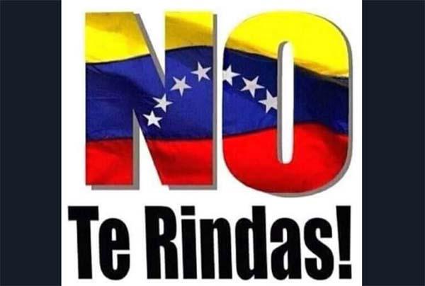 Venezuela No te rindas 6