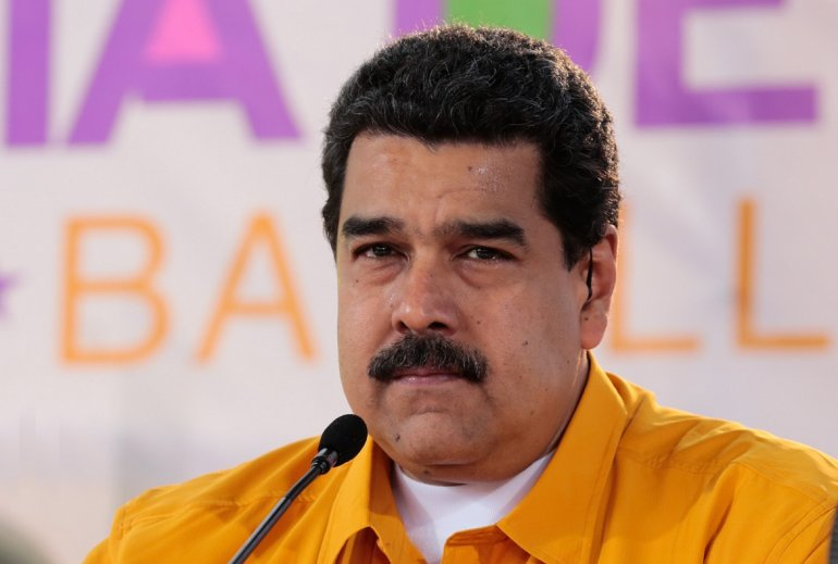 El mandatario venezolano Nicolás Maduro no es bien visto por los cubanos de la isla.