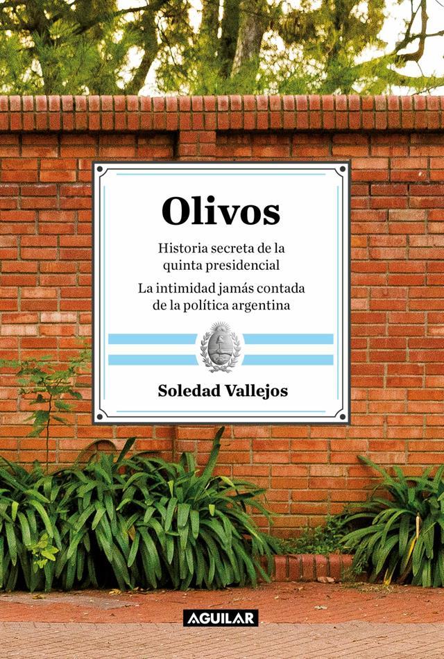 La tapa del libro Olivos, de Soledad Vallejos