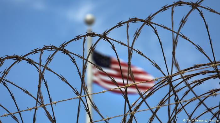 Kuba Guantanamo Bay Gefängnis (Getty Images/J. Moore)
