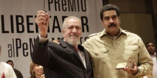 Boron y Maduro
