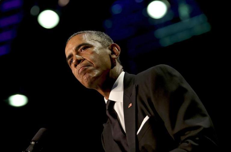 Barack Obama, presidente de EEUU en el 45º premio anual de la Fundacion Black Caucus / EFE
