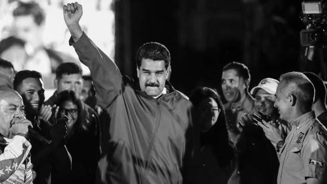 """EE. UU. sanciona al presidente Maduro por considerarlo un """"dictador"""" tras resultados de la votación constituyente"""