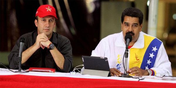 El Aissami y Maduro foto 2