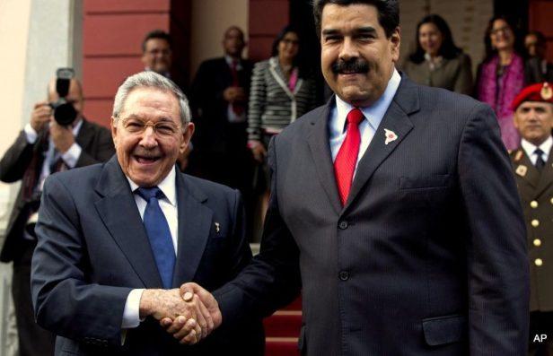 Cuba y Venezuela, una relación estratégica para apuntalar dos dictaduras