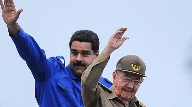 Cuba es uno de los principales aliados de Venezuela/ Getty Images