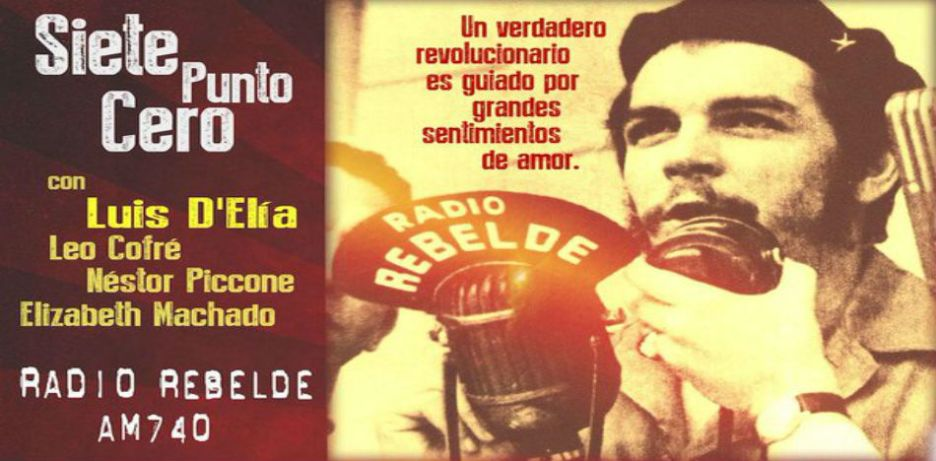 Radio Rebelde (Twitter)