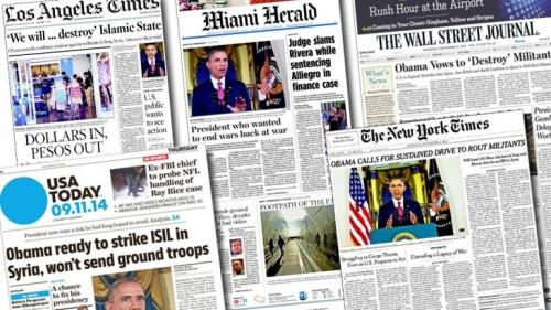 El peligro de la prensa militante en los EEUU
